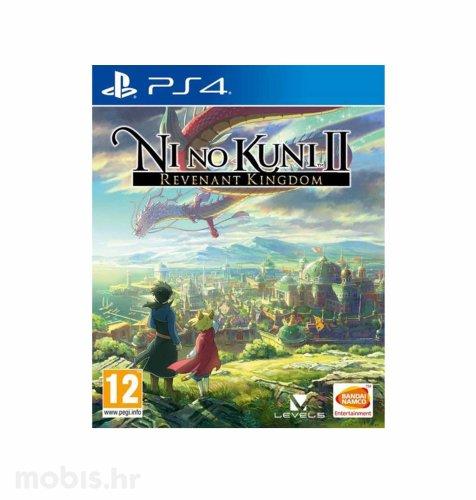 """Ni No Kuni II """"Revenant Kingdom"""" igra za PS4"""