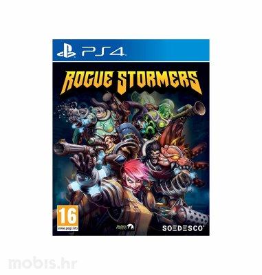 Rogue Stormers igra za PS4