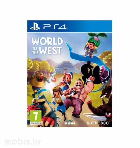 World to the West igra za PS4