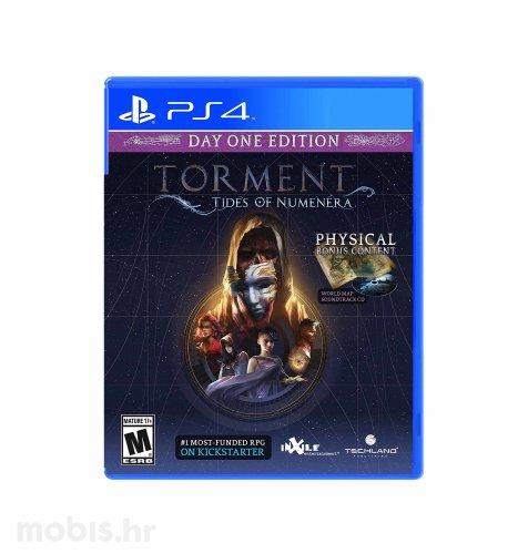 "Torment ""Tides of Numenera"" D1 Edition igra za PS4"