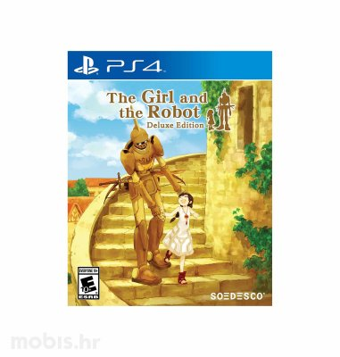 The Girl and the Robot igra za PS4