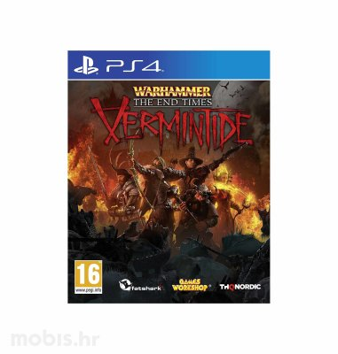 "Warhammer ""End Times - Vermintide"" igra za PS4"