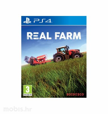 Real Farm Sim igra za PS4