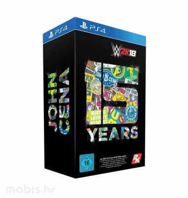 WWE 2K18 Collectors Edition igra za PS4