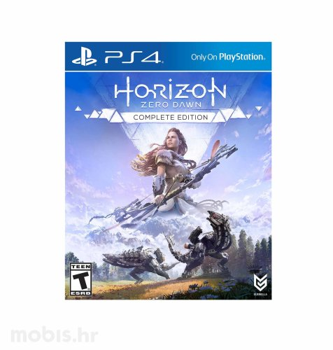 Horizon Zero Dawn Complete Edition igra za PS4