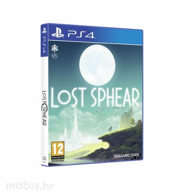 Lost Sphear Standard Edition igra za PS4