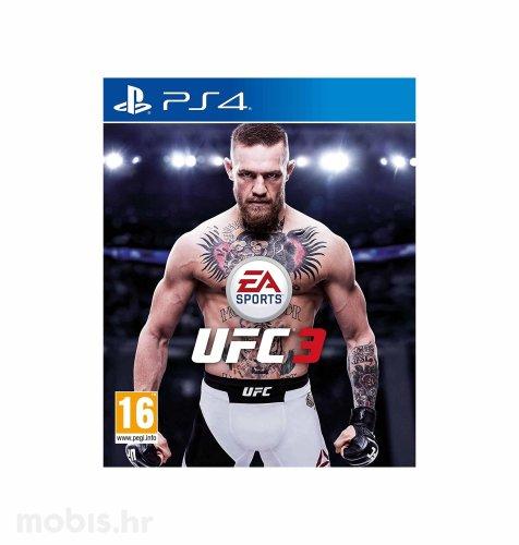 EA Sports UFC 3 igra za PS4