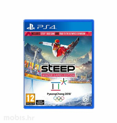 Steep Winter Games Edition igra za PS4