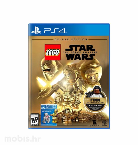 "LEGO Star Wars ""The Force Awakens"" Deluxe Edition igra za PS4"