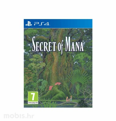 Secret of Mana igra za PS4