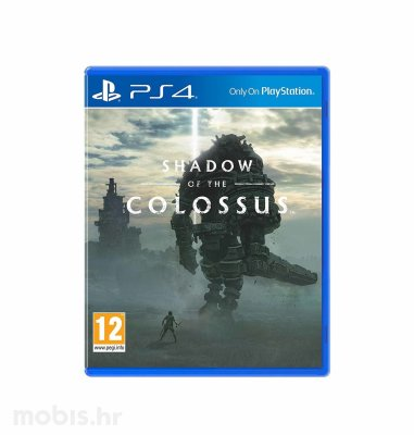 Shadow of the Colossus Standard Edition igra za PS4