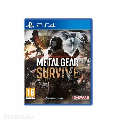 Metal Gear Solid Survive igra za PS4