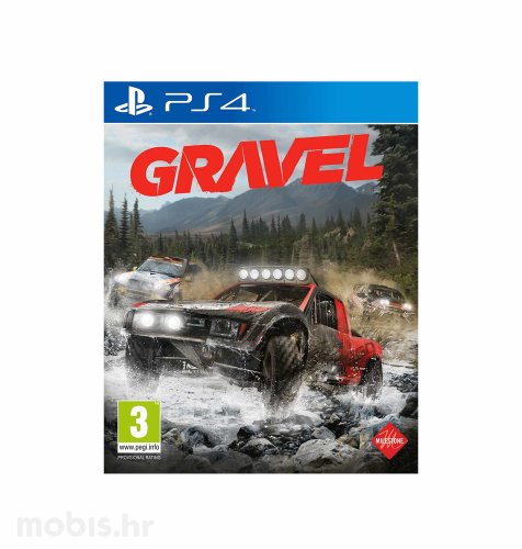 Gravel igra za PS4