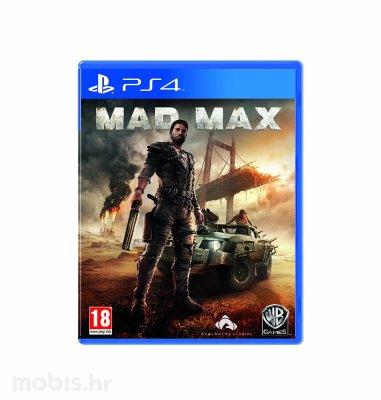 Mad Max igra za PS4