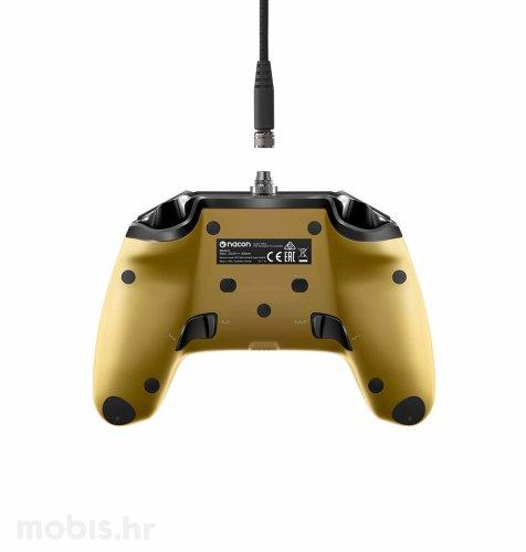 Nacon Revolution Controller Pro za PS4: zlatni