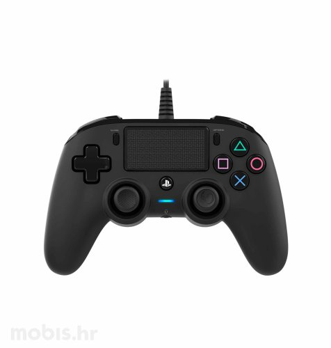 Bigben Wired Controller za PS4 (PC kompatibilan): crni
