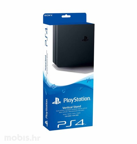 PS4 Vertical Stand Black (Pro & Slim console)