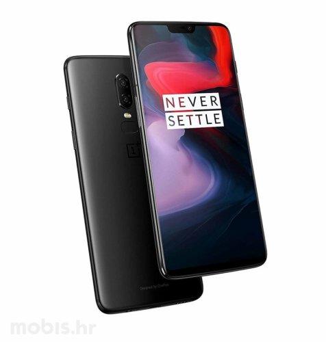 OnePlus 6 128GB Dual SIM: mat crni