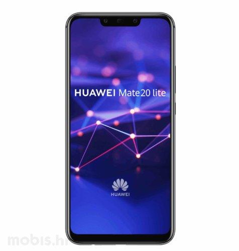 Huawei Mate 20 Lite: crni