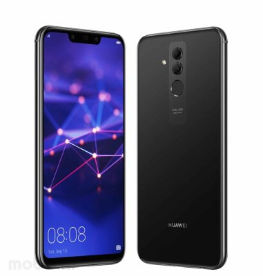 OUTLET: Huawei Mate 20 lite: crni
