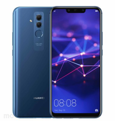 Huawei Mate 20 Lite Dual SIM: plavi