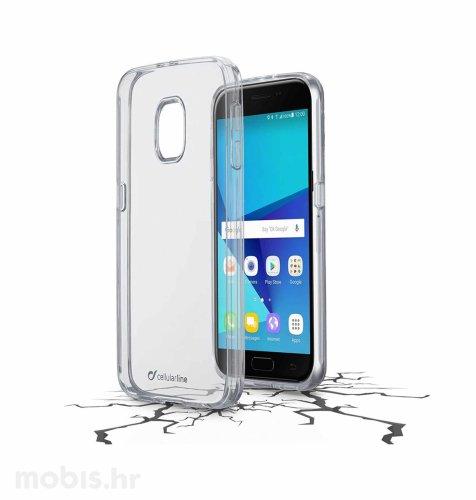 Plastična zaštita za Samsung Galaxy J5 2017: prozirna