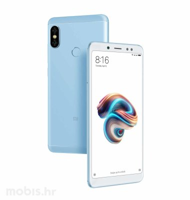 Xiaomi Redmi Note 5 4GB/64GB Dual SIM: plavi