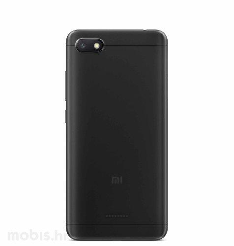 Xiaomi Redmi 6A 2GB/16GB Dual SIM: crni