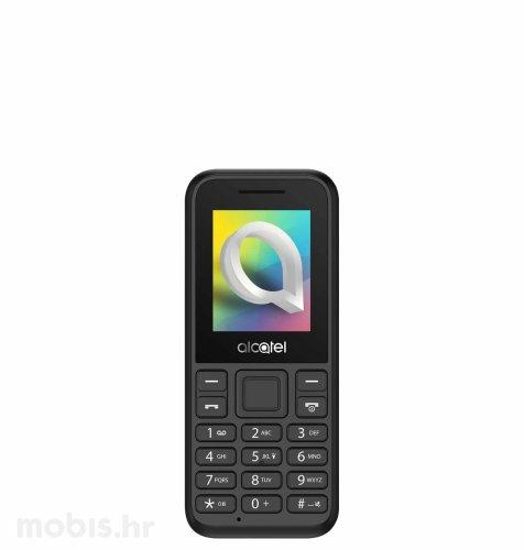 Alcatel OT-1066D: crna