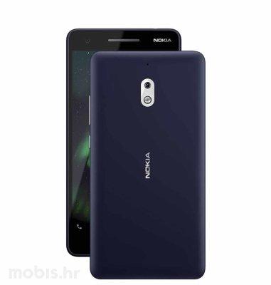 Nokia 2.1 Dual SIM: plavo srebrna