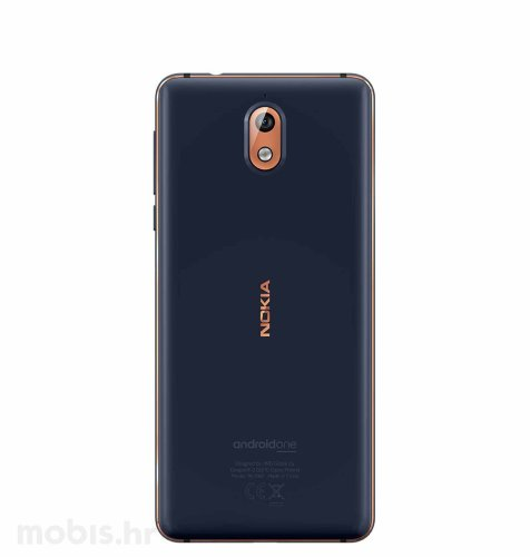 Nokia 3.1 2GB/16GB Dual SIM: plava