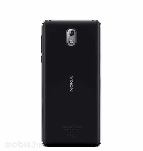 Nokia 3.1 2GB/16GB Dual SIM: crna