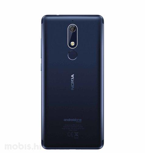 Nokia 5.1 2GB/16GB Dual SIM: plava
