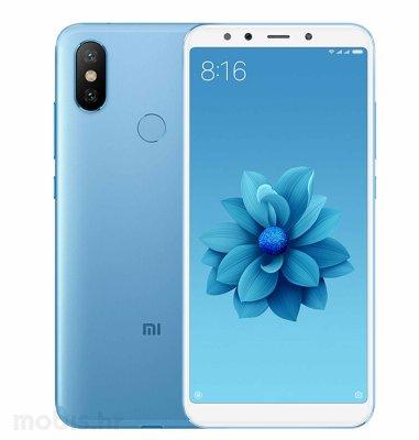 Xiaomi Mi A2 4GB/32GB Dual SIM: plavi