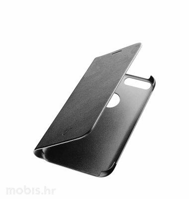 Preklopna maska za Huawei Y7 2018: crna