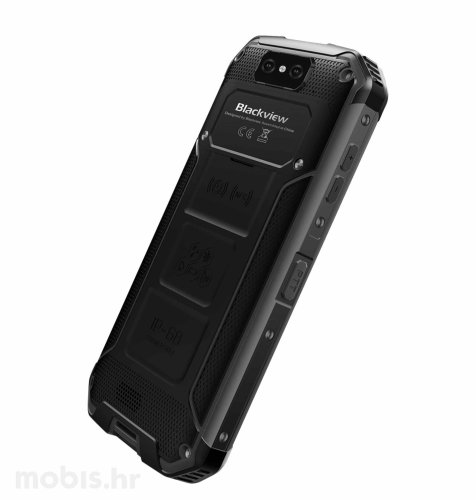 Blackview BV9500 Dual SIM: crni