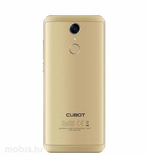 Cubot Nova Dual SIM: zlatni