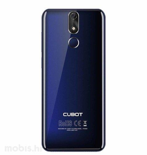 Cubot Power Dual SIM: nebesko plavi