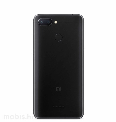 Xiaomi Redmi 6 3GB/32GB Dual SIM: crni