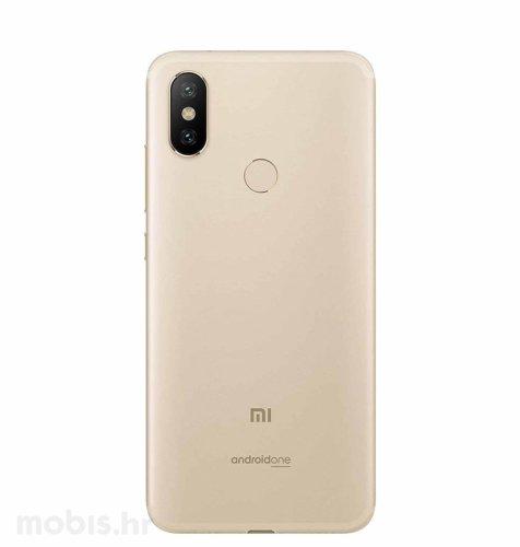 Xiaomi Mi A2 4GB/32GB Dual SIM: zlatni