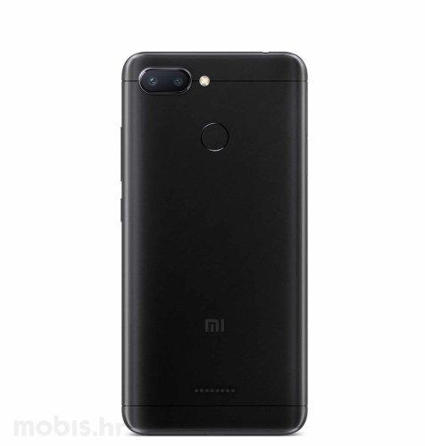 Xiaomi Redmi 6 4GB/64GB Dual SIM: crni