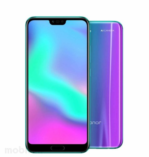 Honor 10 Dual SIM 64GB: zeleni