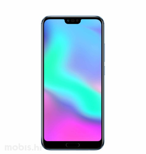 Honor 10 Dual SIM 64GB: sivi