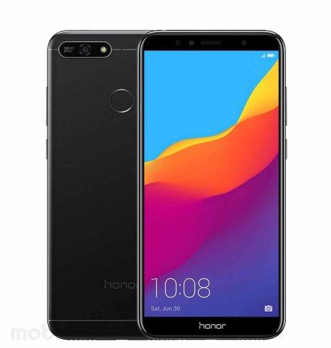 Honor 7A 32GB Dual SIM: crni
