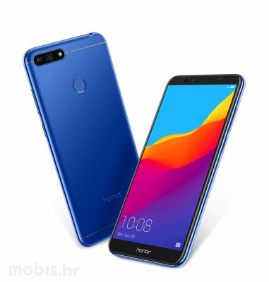 Honor 7A 32GB Dual SIM: plavi