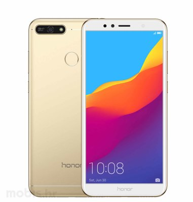 Honor 7A 32GB Dual SIM: zlatni