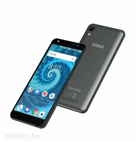 Vivax Point X502 Dual SIM: sivi