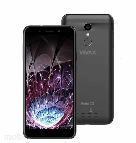 Vivax Point X2: crni
