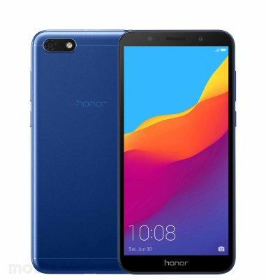 Honor 7S Dual SIM: plava