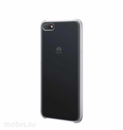 Silikonska maska za Huawei Y5: prozirna